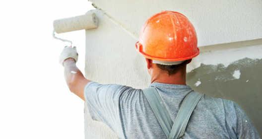 עבודות שיפוצים בחיפה -צביעת קירות